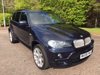 USED 2008 08 BMW X5 3.0 SD M SPORT 5d 282 BHP 6 MONTHS PART AND LABOUR WARRANTY