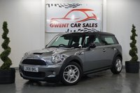 USED 2008 08 MINI CLUBMAN 1.6 COOPER S 5d 172 BHP PANORAMIC ROOF,, DRIVES SUPERB