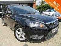 2008 FORD FOCUS 1.6 ZETEC 5d AUTO 100 BHP £4000.00
