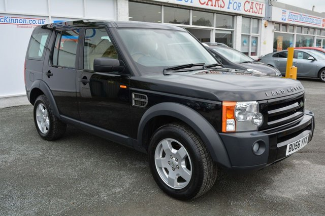 2006 56 LAND ROVER DISCOVERY 2.7 3 TDV6 S 5d 188 BHP