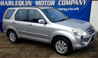 2007 HONDA CR-V 2.0 I-VTEC EXECUTIVE 5d AUTO 148 BHP £5999.00