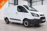 USED 2015 15 FORD TRANSIT CUSTOM 2.2 290 LR P/V 1d 99 BHP