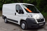 USED 2012 62 CITROEN RELAY 2.2 30 L1H1 ENTERPRISE HDI 1d 109 BHP