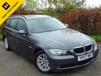 2007 BMW 3 SERIES 2.0 320D SE TOURING 5d £5500.00