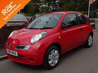 2009 NISSAN MICRA 1.5 DCI Visia 3dr, Yes Only £30 Road Tax, 1 Owner £3490.00