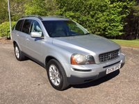 USED 2006 06 VOLVO XC90 2.4 D5 SE 5d SAT NAV AUTO 183 BHP 6 MONTHS PART AND LABOUR WARRANTY
