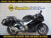 USED 2014 14 HONDA VFR800F  GOOD & BAD CREDIT ACCEPTED, OVER 500+ BIKES