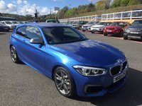 2015 BMW 1 SERIES M135I 3.0 Twin Turbo Auto 3dr 322 BHP £23750.00