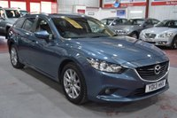 USED 2013 13 MAZDA 6 2.2 D SE-L NAV 5d 148 BHP A BEAUTIFUL EXAMPLE WITH FULL SERVICE HISTORY WELL MAINTAINED VEHICLE WHICH MUST BE SEEN TO BE APPRECIATED AND A LOAD OF EXTRAS.