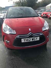 2012 CITROEN DS3 1.6 E-HDI AIRDREAM DSPORT PLUS 3d 111 BHP £5950.00