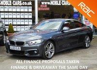 USED 2013 63 BMW 4 SERIES 3.0 430D M SPORT 2d AUTO 255 BHP