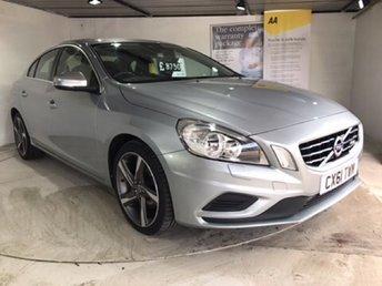 2012 VOLVO S60 2.0 D3 R-DESIGN 4d 161 BHP £8750.00