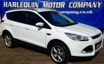 View our FORD KUGA STATION WAGON