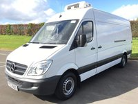 USED 2011 MERCEDES-BENZ SPRINTER 2.1 313 CDI LWB 1d 129 BHP EXCELLENT CONDITION, DIRECT FROM MERCEDES