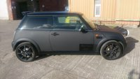 USED 2002 52 MINI HATCH COOPER 1.6 COOPER 3d 114 BHP VERY CLEAN CAR
