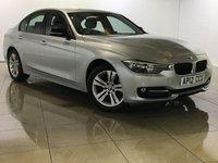 USED 2012 12 BMW 3 SERIES 2.0 320D SPORT 4d AUTO 184 BHP Great Car/Bluetooth