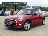 USED 2014 64 MINI HATCH COOPER 1.5 COOPER 3d 134 BHP 1 Private Owner From New