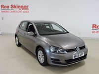 USED 2015 65 VOLKSWAGEN GOLF 1.6 S TDI BLUEMOTION TECHNOLOGY 5d 108 BHP
