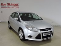 USED 2014 63 FORD FOCUS 1.6 EDGE TDCI 95 5d 94 BHP