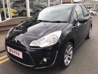 USED 2011 11 CITROEN C3 1.6 HDI EXCLUSIVE 5d 90 BHP 12 months' AA Breakdown Cover