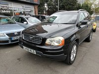 USED 2007 56 VOLVO XC90 2.4 D5 SE LUX AWD 5d AUTO 185 BHP 1 OWNER, AUTO, SAT NAV