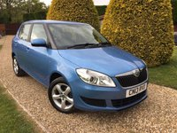 USED 2013 13 SKODA FABIA 1.2 SE 12V 5d  ONE OWNER