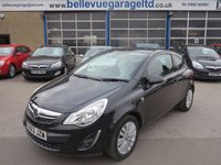 USED 2013 63 VAUXHALL CORSA 1.2 ENERGY AC 3d 83 BHP ONLY 1 OWNER