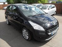 USED 2012 62 PEUGEOT 3008 1.6 ACCESS 5d  NO DEPOSIT PCP/HP FINANCE ARRANGED , APPLY HERE NOW