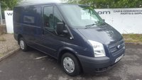 USED 2012 12 FORD TRANSIT TREND - 260 2.2 100 BHP SWB - CHOICE OF 70 VANS