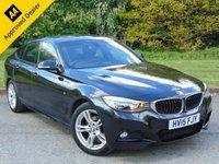 2015 BMW 3 SERIES 2.0 320I XDRIVE M SPORT GRAN TURISMO 5d 181 BHP £21646.00