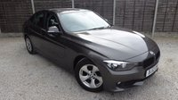 USED 2012 12 BMW 3 SERIES 2.0 320D EFFICIENTDYNAMICS 4dr Bluetooth, PDC, 1 owner, FSH