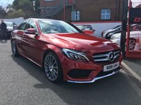 USED 2015 15 MERCEDES-BENZ C CLASS 2.1 C250 BLUETEC AMG LINE PREMIUM PLUS AUTO 204 BHP