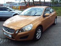 USED 2012 12 VOLVO S60 2.0 D3 ES 4d 161BHP 1OWNER+FSH+2KEYS+VERY CLEAN+