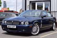 USED 2007 T JAGUAR XJ 2.7 SPORT PREMIUM V6 4d AUTO 204 BHP STUNNING EXAMPLE WITH FULL SERVICE HISTORY MUST BE SEEN