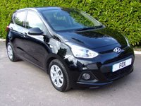 USED 2014 14 HYUNDAI I10 1.0 S AIR 5d 65 BHP