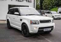 USED 2009 59 LAND ROVER RANGE ROVER SPORT 3.6 TDV8 SPORT HSE OVERFINCH DYNAMIC  5d AUTO 269 BHP