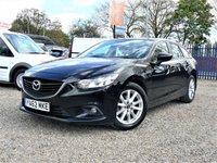 2013 MAZDA 6 2.2 D SE 5d 148 BHP £6700.00