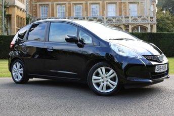 2014 HONDA JAZZ 1.3 I-VTEC ES PLUS 5d AUTO 99 BHP £8240.00