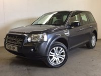 USED 2009 59 LAND ROVER FREELANDER 2 2.2 TD4 HSE 5d AUTO 159 BHP SAT NAV PAN ROOF LEATHER FSH NOW SOLD.