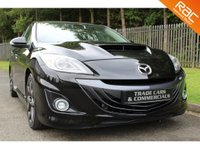 USED 2011 60 MAZDA 3 2.3 MPS 5d 260 BHP A RARE MPS WITH A FULL MAZDA HISTORY!!!