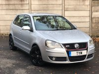 USED 2006 56 VOLKSWAGEN POLO 1.8 GTI 5d 148 BHP VERY RARE CAR++MUST SEE++FSH