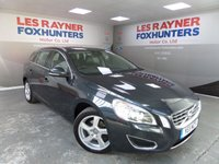 USED 2011 11 VOLVO V60 2.0 D3 SE LUX 5d 161 BHP Bluetooth , Climate , cruise control