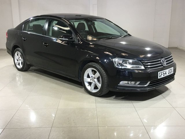 View our 2014 64 VOLKSWAGEN PASSAT 1.6 S TDI BLUEMOTION TECHNOLOGY 4d 104 BHP