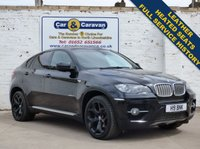 USED 2009 09 BMW X6 3.0 XDRIVE35D 4d AUTO 286 BHP Full Dealer History SAT-NAV £9000 Of Extras No Deposit