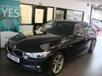 USED 2012 62 BMW 3 SERIES 2.0 316D SPORT 4d 114 BHP Three owners, BMW Service history, advisory free July 2018 mot, £30 road tax and finished in Sapphire Black Metallic