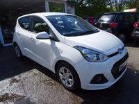 USED 2014 64 HYUNDAI I10 1.0 SE 5d 65 BHP Low Mileage, One Owner from new, Just Serviced by ourselves, Excellent on fuel! Only £20 Road Tax! Lowest Insurance Group!