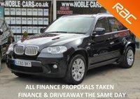 USED 2010 05 BMW X5 3.0 XDRIVE40D M SPORT AUTO 302 BHP