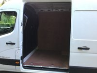 USED 2015 15 RENAULT MASTER 2.3 LM35 BUSINESS DCI S/R P/V 1d 125 BHP JUST 9,000 GENUINE MILES 1 OWNER,