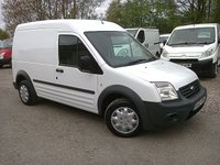 USED 2012 12 FORD TRANSIT CONNECT T230 90PS LWB H/R FACELIFT
