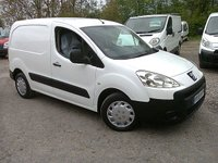 USED 2009 59 PEUGEOT PARTNER 1.6 HDI S L1 850KG 90 BHP 5DR